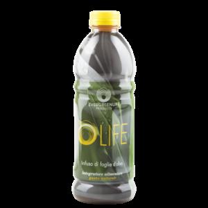 Водный настой оливковых листьев OLIFE