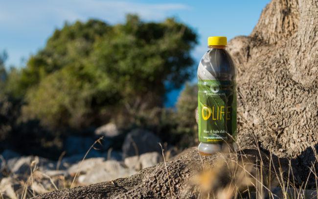 Напиток OLIFE на основе экстракта листьев оливкового дерева